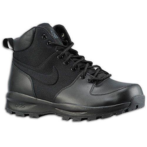 Nike Manoa Leather Mens ACG Boots Black