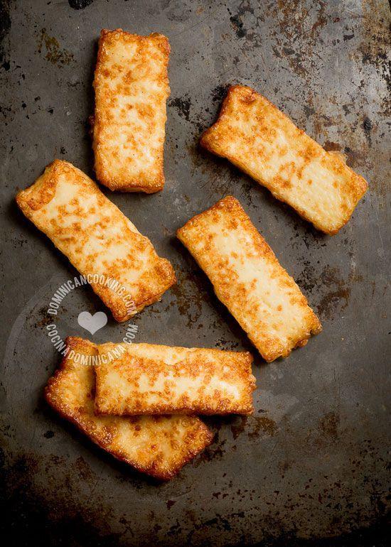 Queso Frito Recipe (Dominican Fried Cheese)