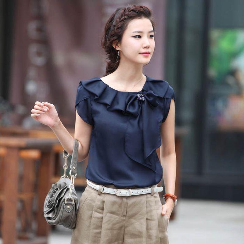 blusas de moda - Buscar con Google  5587e20d602