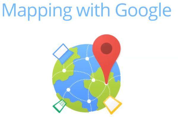 Mapping with Google, nuevo curso para aprender a navegar por los mapas de Google