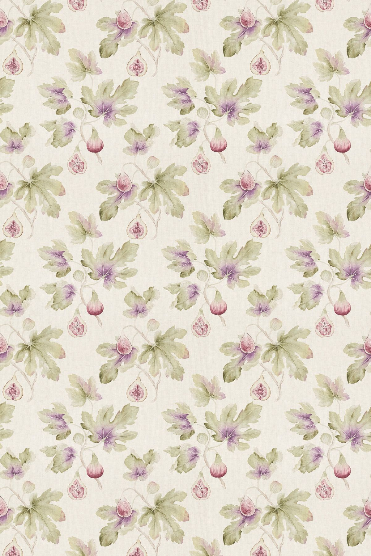 Fig Harvest by Sanderson - Fig / Forest - Fabric - 226327 ...