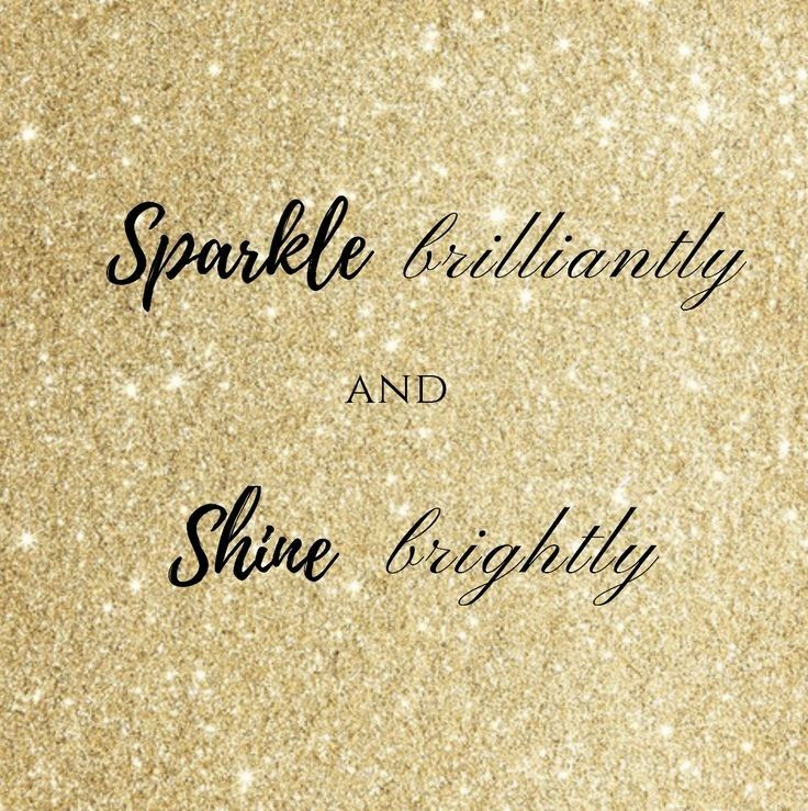 🌟✨⭐✨⭐ | It\'s A Bling Thing | Sparkle quotes, Shine ...