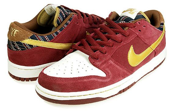 beauty the best attitude in stock Nike SB Dunk Low - Ron Burgundy - Anchorman - SneakerNews.com ...