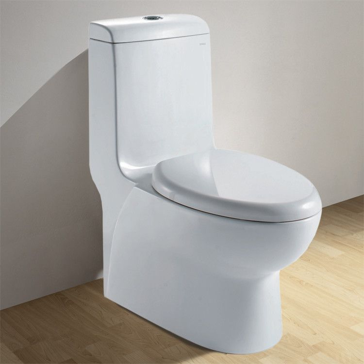 Peachy Royal Dual Flush Elongated One Piece Toilet Seat Included Lamtechconsult Wood Chair Design Ideas Lamtechconsultcom