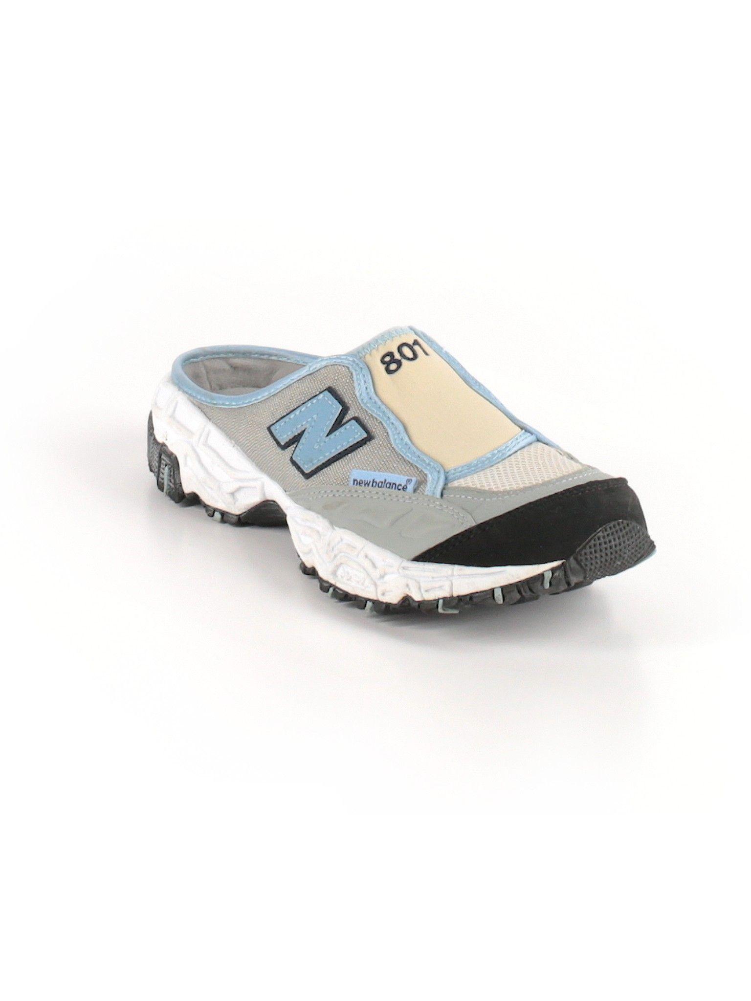 8f1cb648b187a New Balance Mule/Clog: Size 9.00 Gray Women's Clothing - $45.99