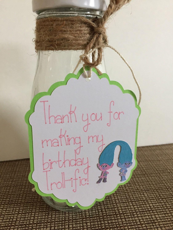 Trolls inspired birthday, girls birthday ideas, trolls birthday ...