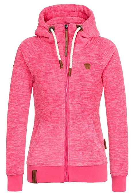 Naketano Female Zipped Hoody Gigi Meroni II: