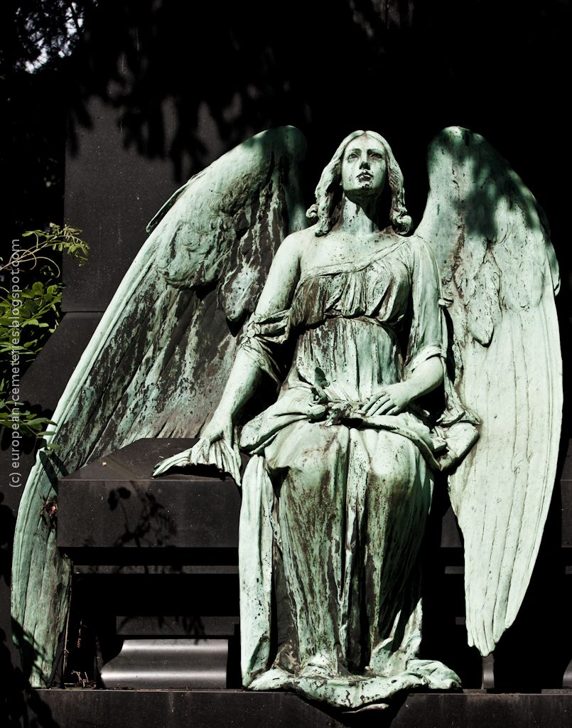 European Cemeteries: Melaten Cemetery, Cologne