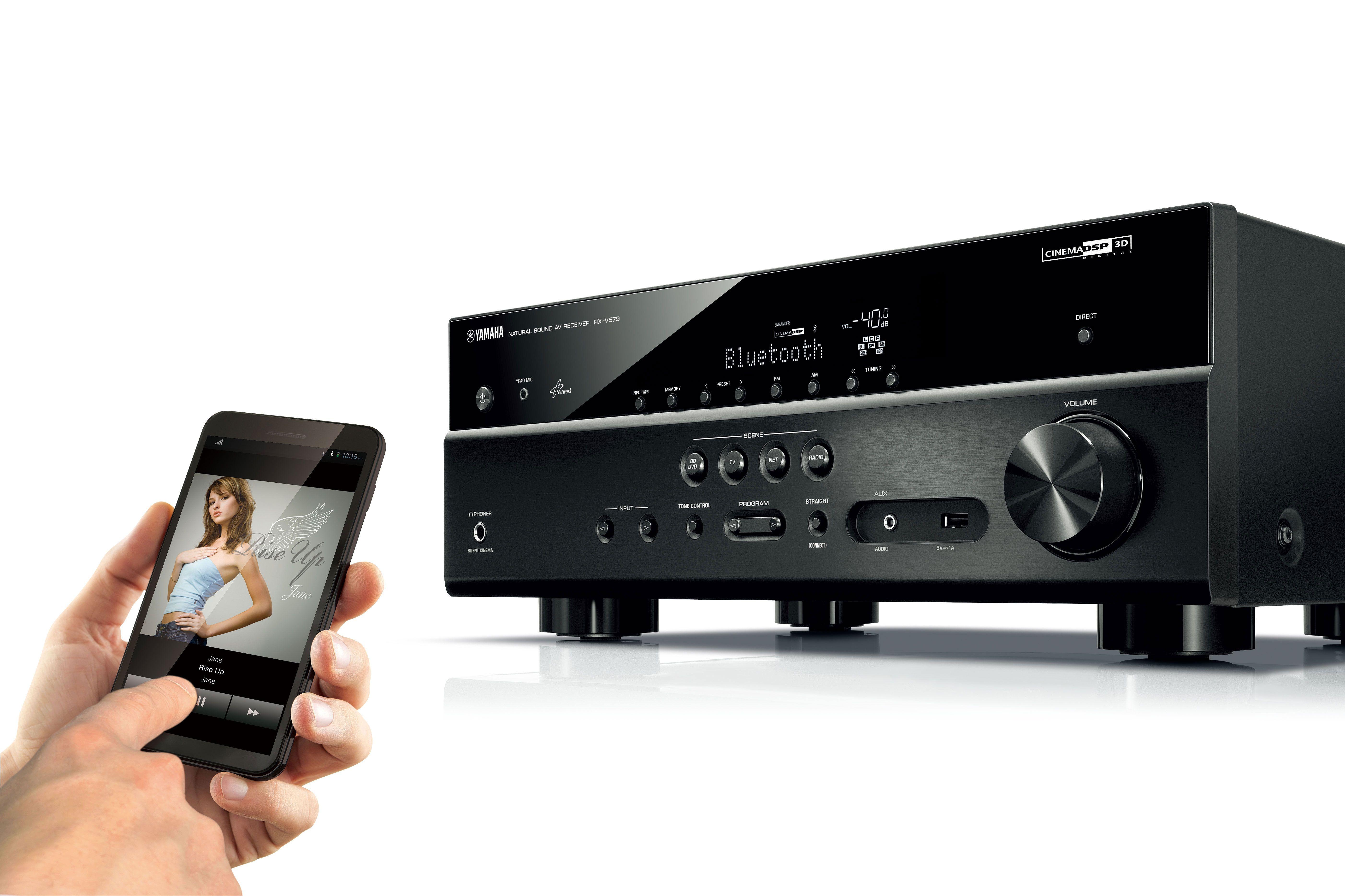 Yamaha RX-V579 » Audio One