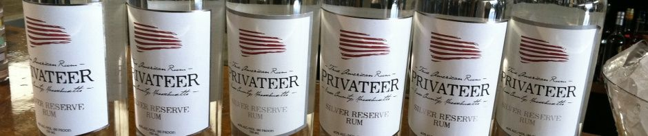 privateer, rum from ipswich, mass