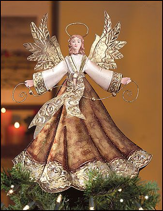 Angel Of Christmas.The Real Reason There S An Angel On Top Of The Christmas