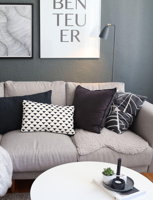 Es Werde Licht Nordisch Wohnen Living Room Living Area Und Room