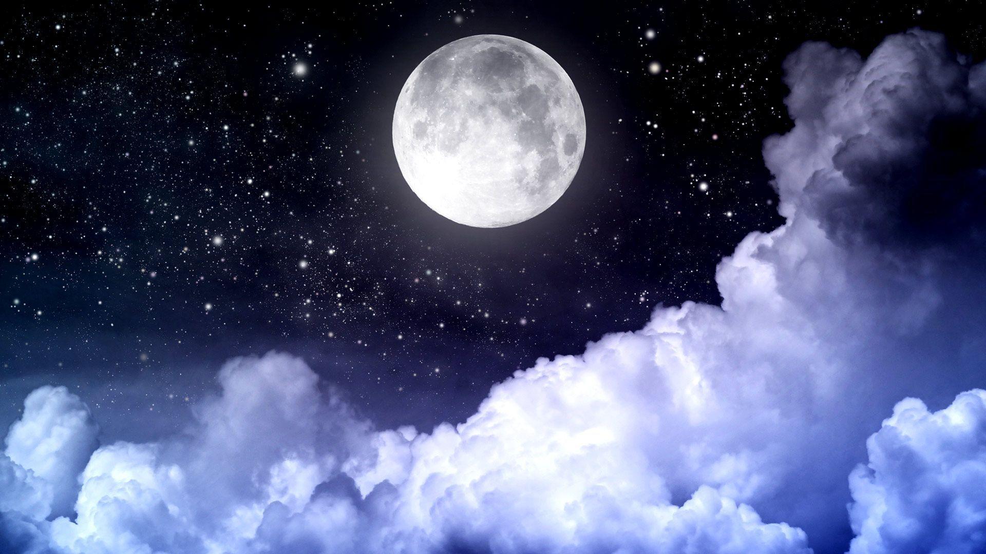 Hd wallpaper moon - Full Moon Wallpapers Free Full Hd Wallpapers For 1080p Desktop