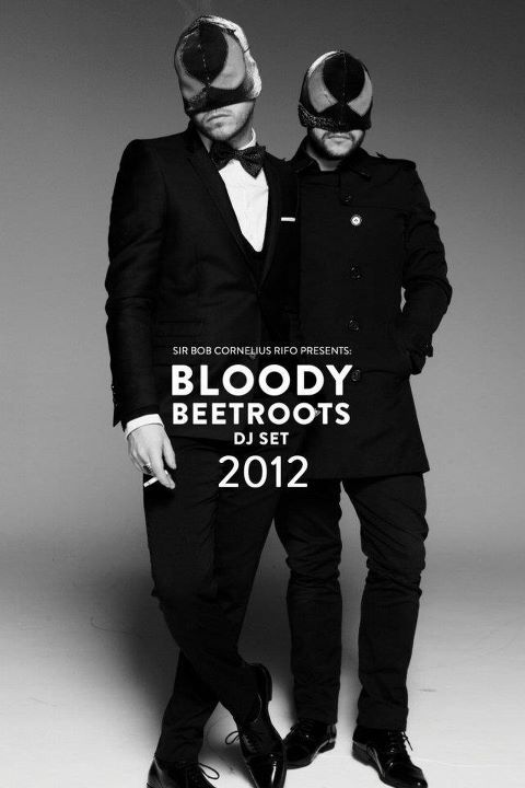 Bloody Beetroots!