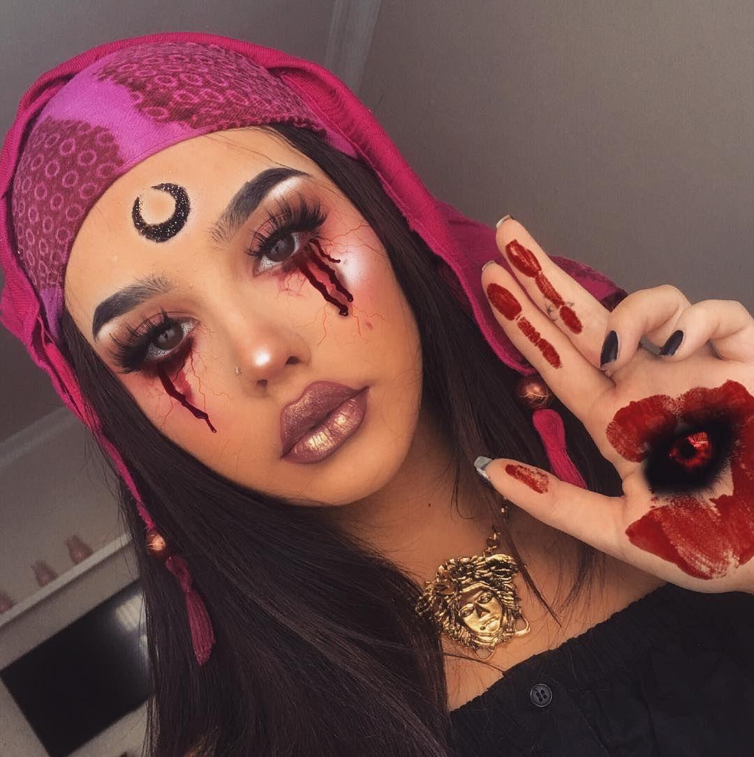 Halloween makeup image by pSTYLEchopath on Lit Halloween