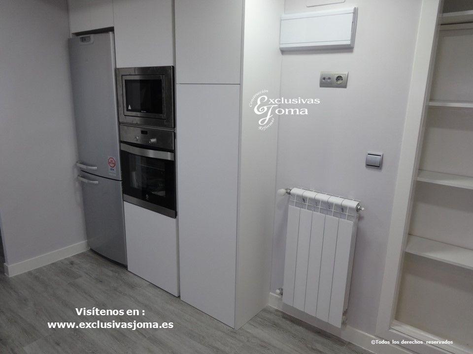 reforma de cocina en zona de la estacin en tres cantos muebles de cocina a