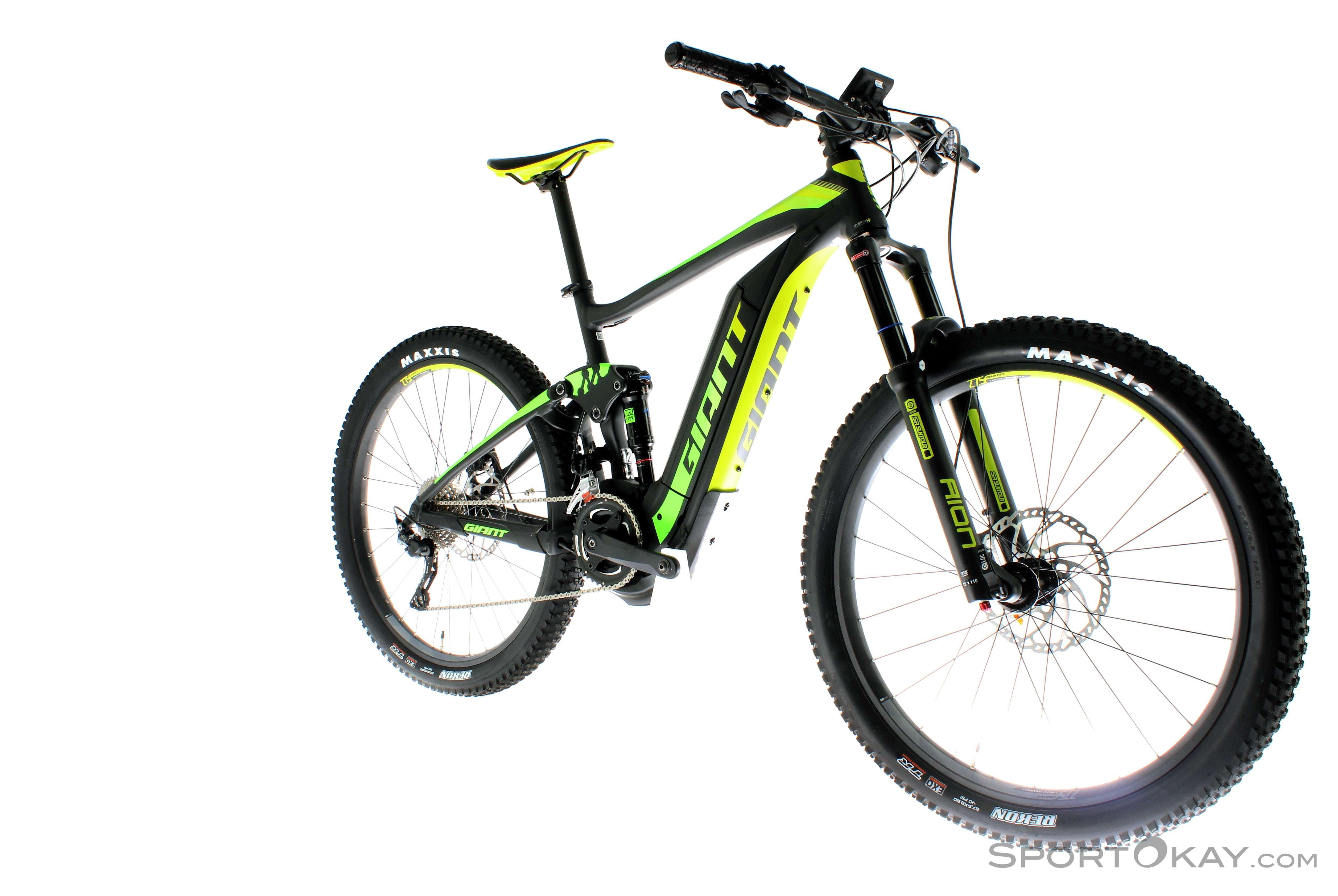Giant Full E 2 2018 E Bike Bicicletta Trail Bici Elettriche Mountain Bikes Bike Tutti Andare In Bici Bicicletta Bici