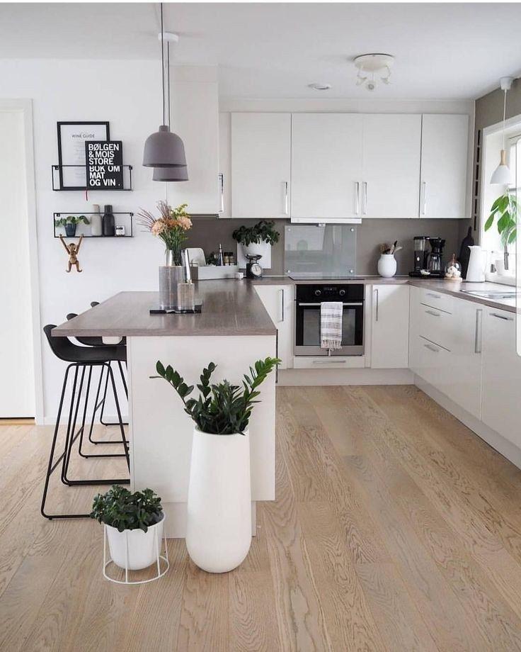 46 Most Popular Scandinavian Kitchen Ideas 27