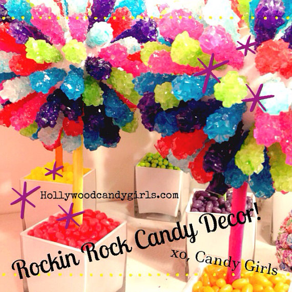 rock candy earrings candy jewelry candy favors gifts candy rh pinterest com