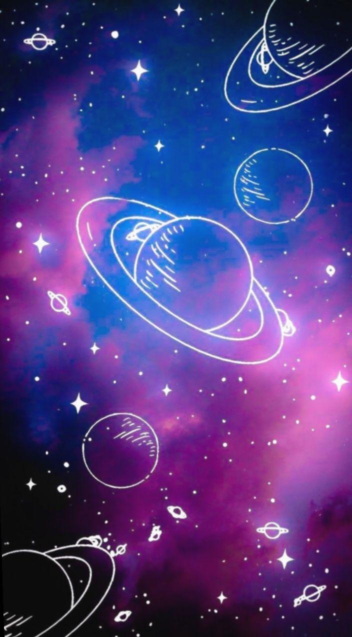 Drawing Doodles Videos Vexx Art Artlover Artist Galaxy Wallpaper Neon Wallpaper Wallpaper Space