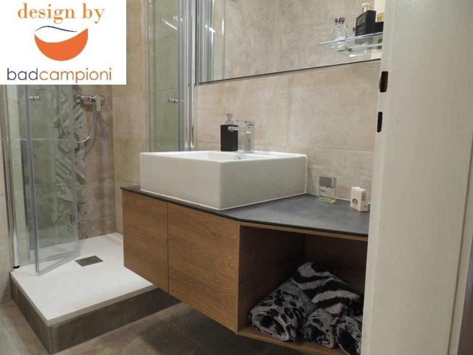 Moderne Badezimmermöbel ~ Moderne badezimmer bilder klein aber mit grosser wirkung
