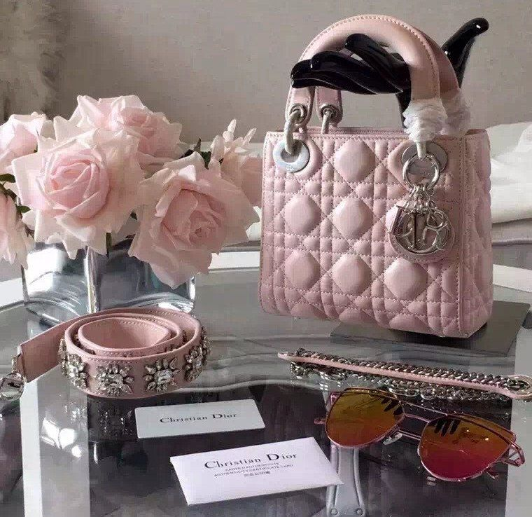 d077873cfb Christian Dior LADY DIOR MINI
