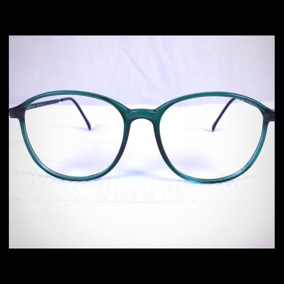 Photo of Luxottica Brillenfassungen Made in Italy Diese echten vintage Brillenfassungen …