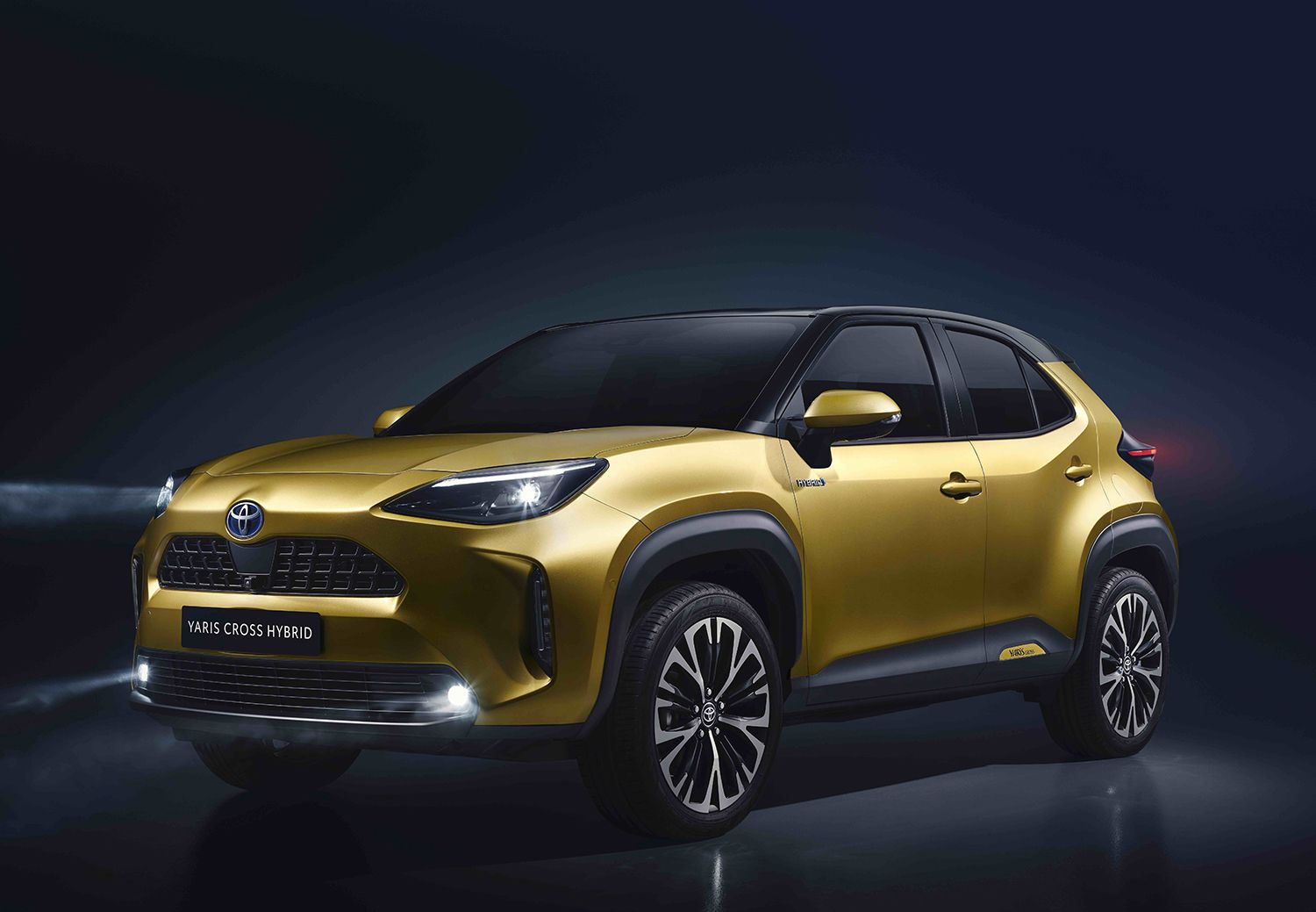 Toyota Gives New Yaris Cross Suv More Distinction And Hybrid