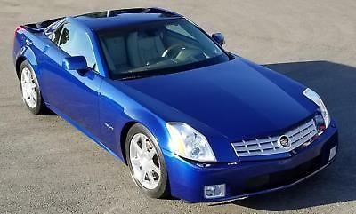 2005 cadillac xlr 2005 cadillac xlr 129 045 miles xenon blue rh pinterest co uk