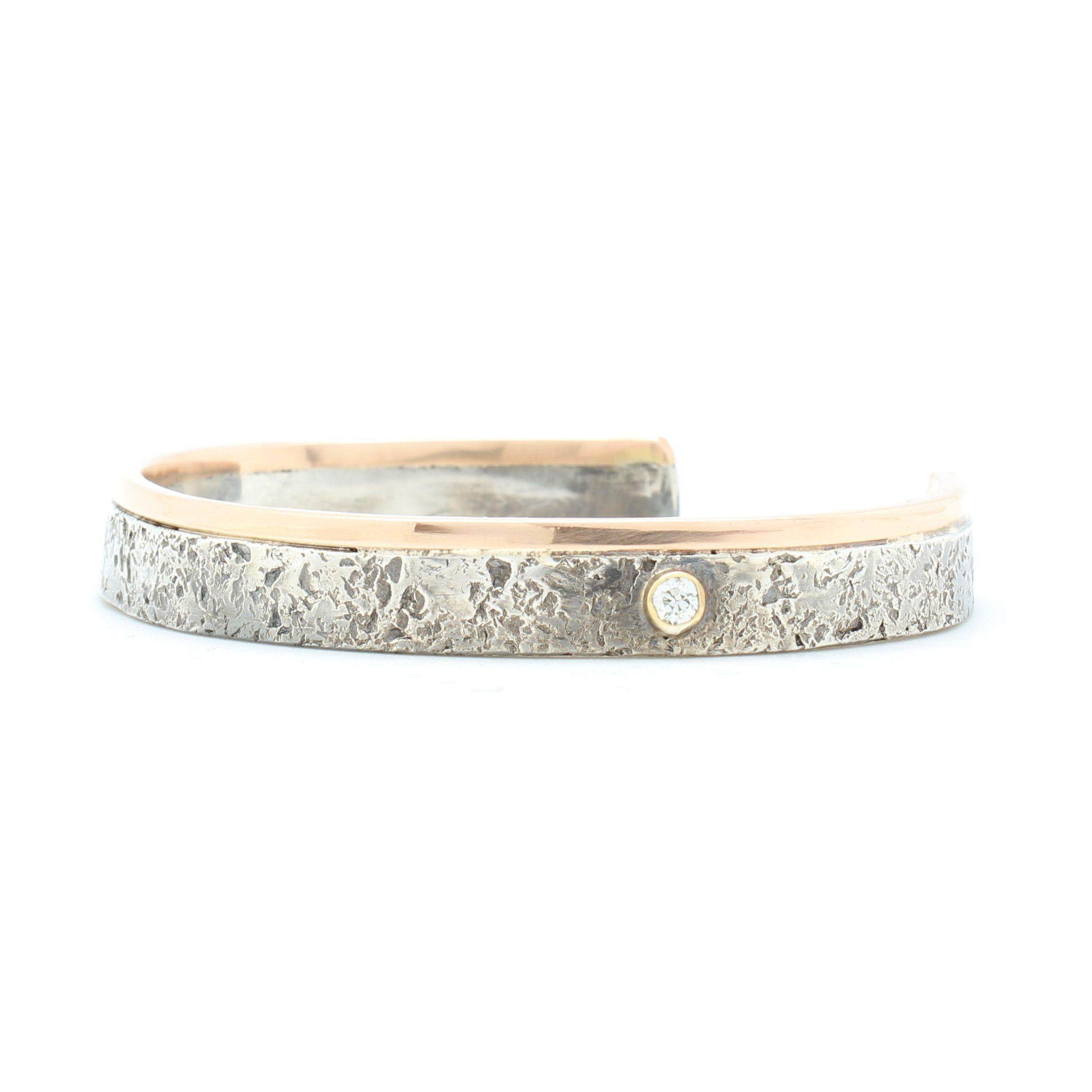 Diamond concrete silver cuff arm party pinterest arm party