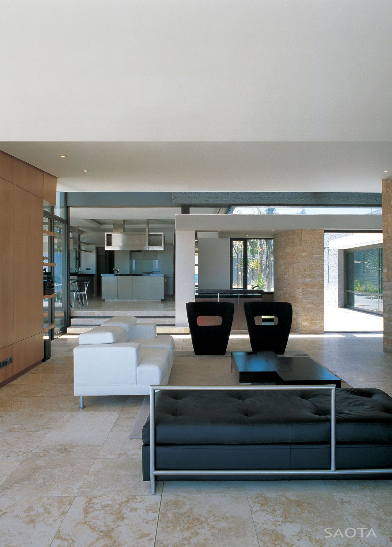 House Melkbos by SAOTA Family HomesModern