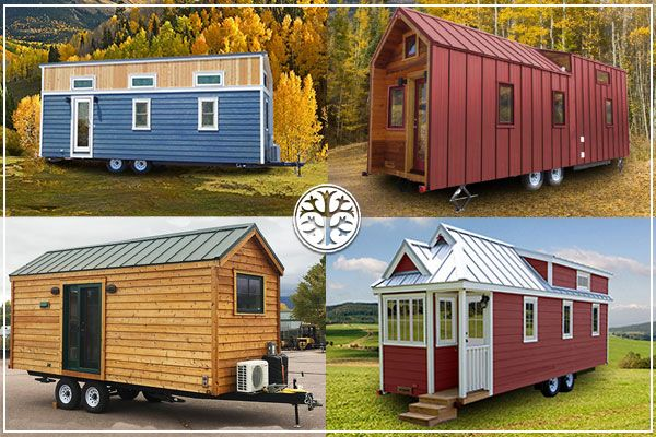 tiny house plans tumbleweed tiny house building plans little rh pinterest com