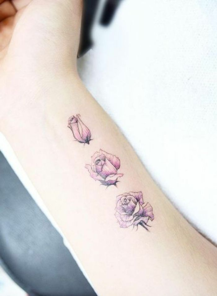 Ideas De Tatuajes Pequenos Y Atractivos A Pinterest Tattoos