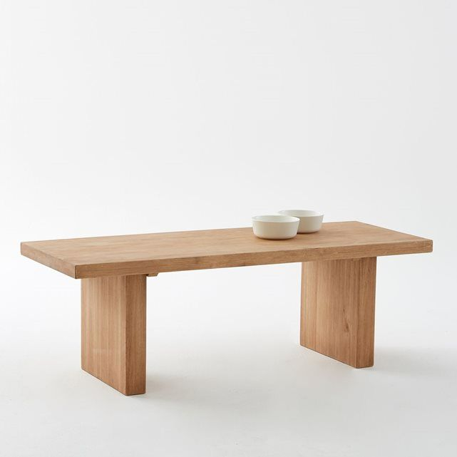 Table Basse Malu La Redoute Interieurs Bois Furniture