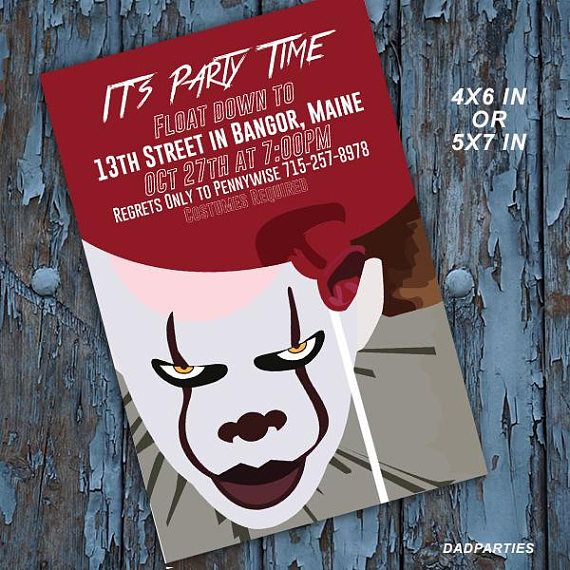 pennywise birthday pennywise stephen king it stephen king