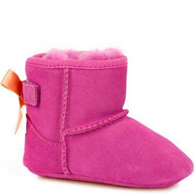 0d3edd556b9 Jesse Bow Girls Prewalker Boots | UGG Australia | Boots, Baby uggs ...