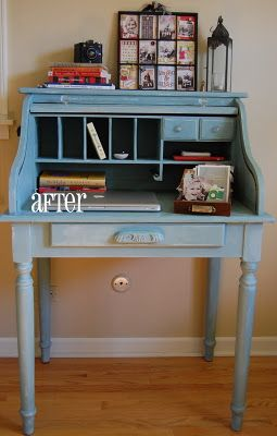 cute desk refinishing furniture and other re dos in 2019 desk rh pinterest com
