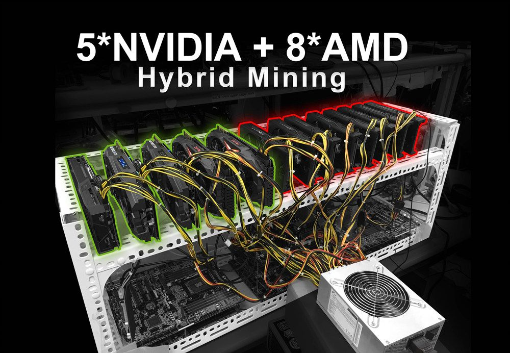 cryptocurrency mining graphics processing unit