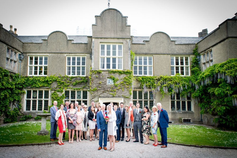 Wedding Photography At Old Forde House In Newton Abbot Devon
