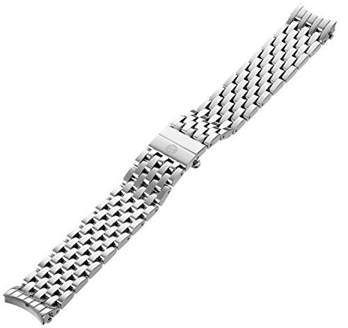 MICHELE Women's MWW03M000120 CSX-36 Analog Display Swiss Quartz Silver Watch Band * Be sure to check out this awesome product.