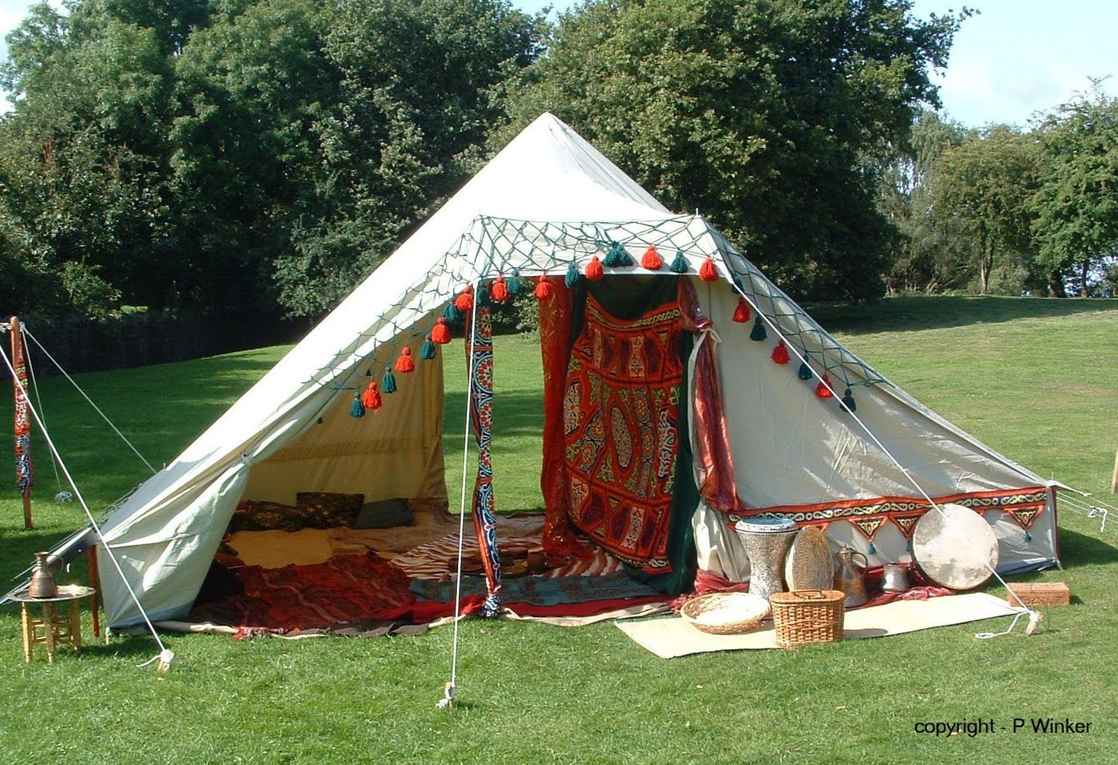 Many of the photograp hs of Ya Raqs at outdoor events include our tent in the background. Originally a scout tent it had seen many years . & Touareg any good? UKCampsite.co.uk Tent talk. Advice info and ...
