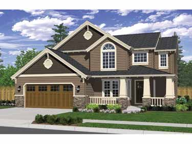 Easy open layout hwbdo69146 craftsman house plan from for Builderhouseplans com