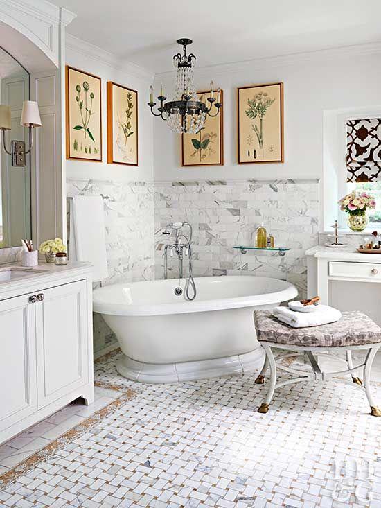 traditional bathroom decor ideas home rh pinterest cl
