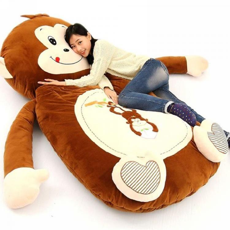 Groovy Giant Plush Teddy Bear Sleeping Bag Bed Bear Sleeping Bags Caraccident5 Cool Chair Designs And Ideas Caraccident5Info
