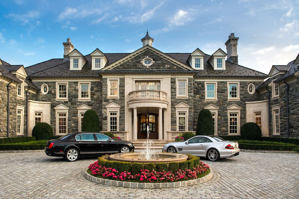 the stone mansion in alpine new jersey built on the historic rh pinterest com