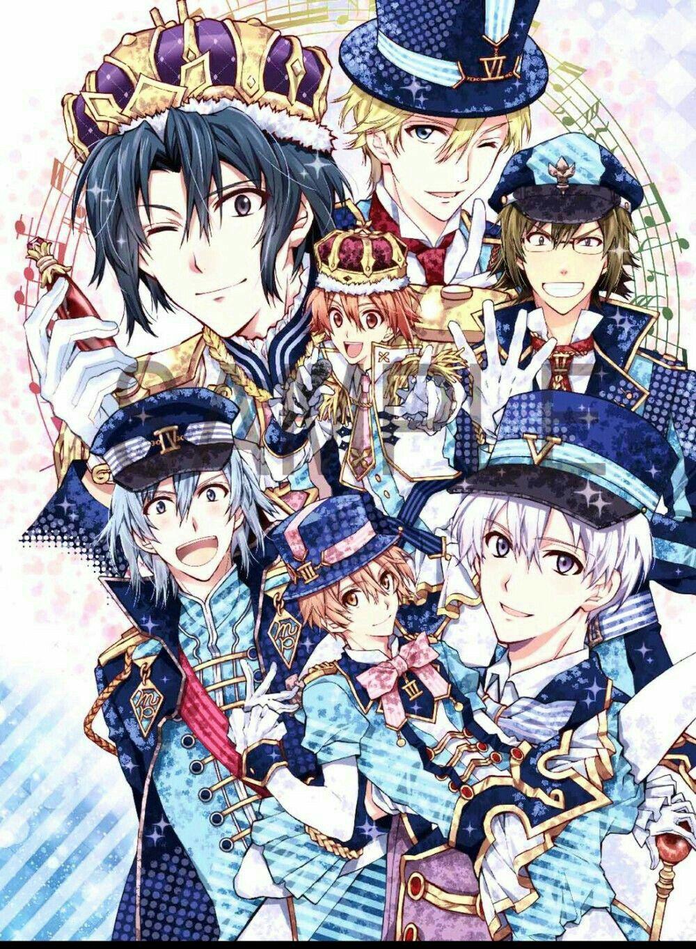 Idolish 7 Anime guys, Anime, Anime music