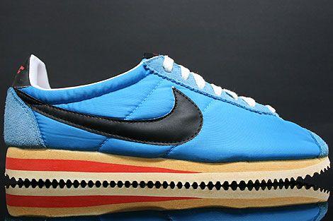 vintage cortez Nike nylon