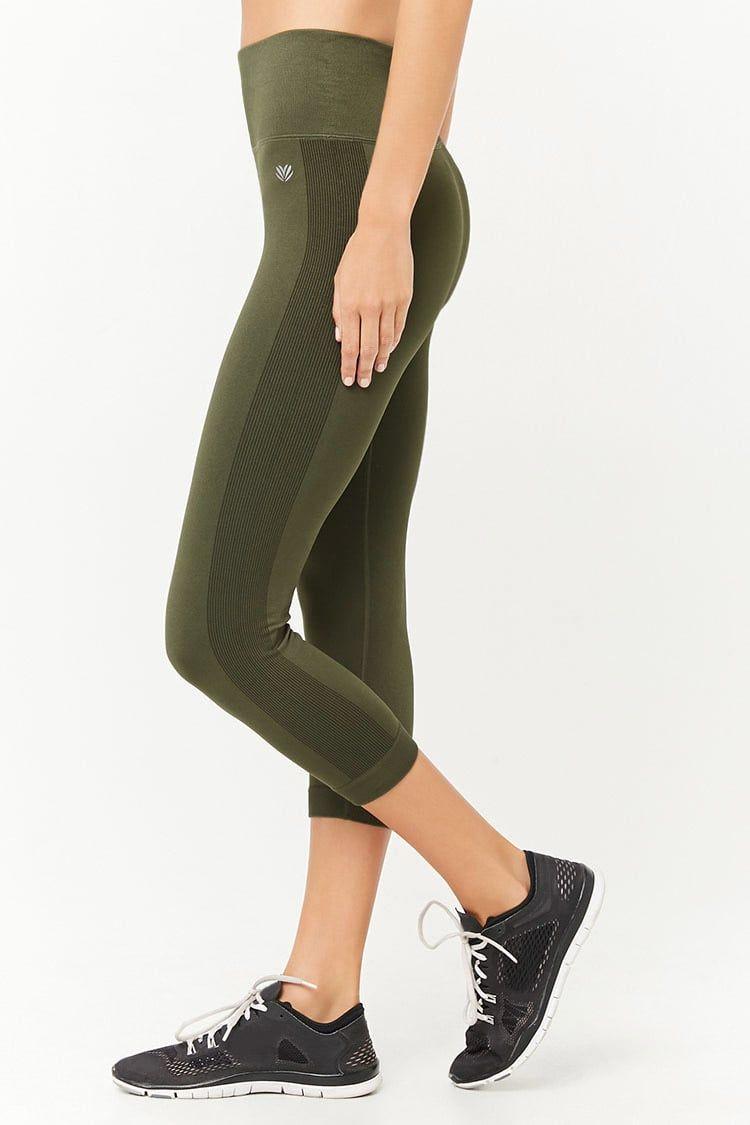 0ac8be0f485b83 Active Seamless Capri Leggings | Working it | Capri leggings ...