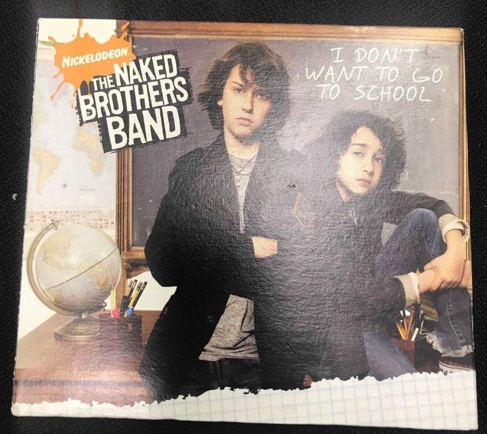 Naked brothers band 2008