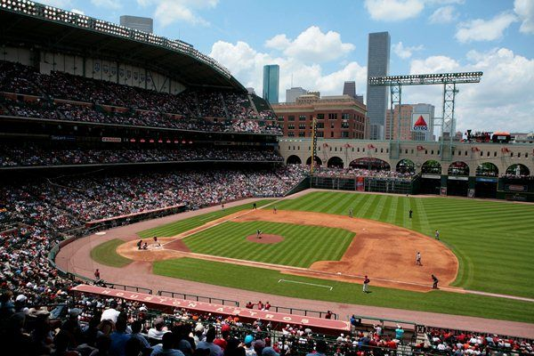 Houston Astros Minute Maid Park Houston Astros Astros